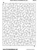 "Medium Mazes Set 3 — ""Relaxed"""